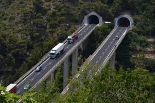 #Infoviabilità: manutenzione delle autostrade liguri, gli aggiornamenti per il 2 luglio