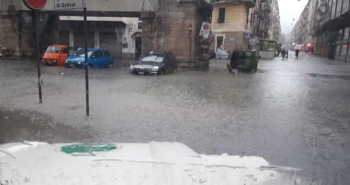 Allagamenti tra corso Mazzini e corso Colombo: approvato il progetto anti alluvione
