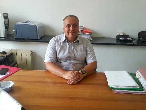 Il nuovo segretario comunale Achille Maccapani si insedia nel comune di Finale Ligure