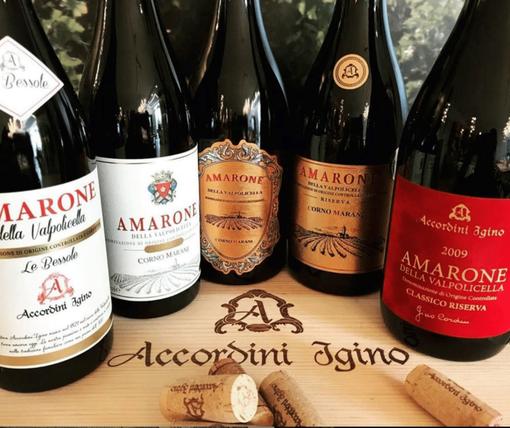 I vini della cantina Accordini Igino, quando l'eccellenza italiana conquista il mondo