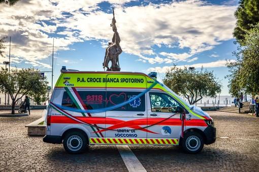Spotorno, la Croce Bianca potenzia il suo organico: arrivano le unità cinofile