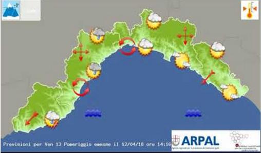 """Come funziona sistema di allerta meteo? Lazzara (Arpal): """"Informatevi sui siti di previsione ufficiali"""""""