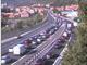 Al via l'esodo di Ferragosto: traffico rallentato al bivio Torino-Savona