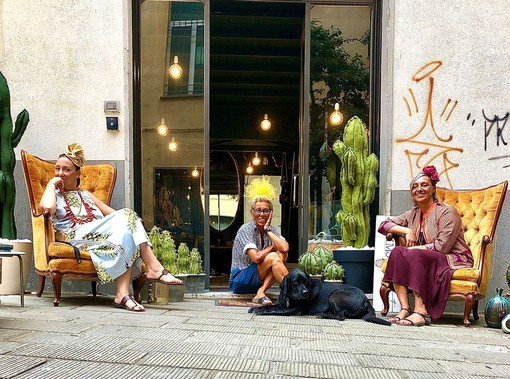 Adriana Olivari, Francesca Cornia e Milena Calestani, a Savona la ceramica è donna e con fascino autentico