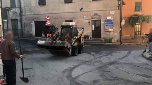 """Foto tratte dalla pagina Facebook """"Comune di Stella - Pagina istituzionale"""""""