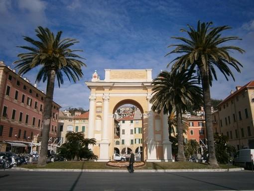Finale Ligure celebra il 73° anniversario della Liberazione dell'Italia