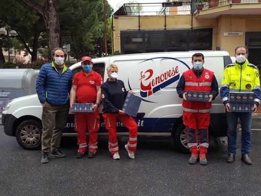 Albenga, gli A.N.T.I. Corpi continuano il loro servizio anche grazie alla generosità di molte aziende