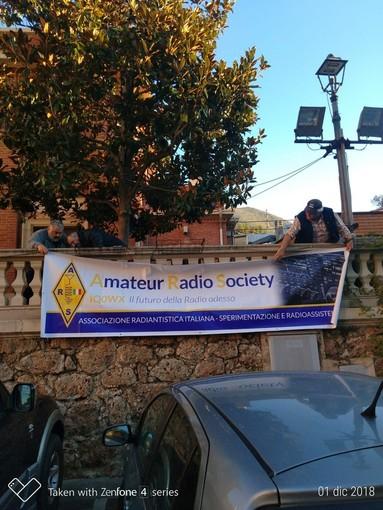 A Cisano la prima mostra-mercato per radioamatori (FOTOVIDEOreportage)