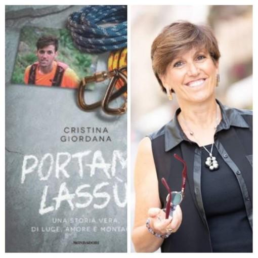 """""""Portami lassù"""": la scrittrice Cristina Giordana porta la storia vera di Luca Borgoni al Teatro delle Udienze di Finalborgo"""