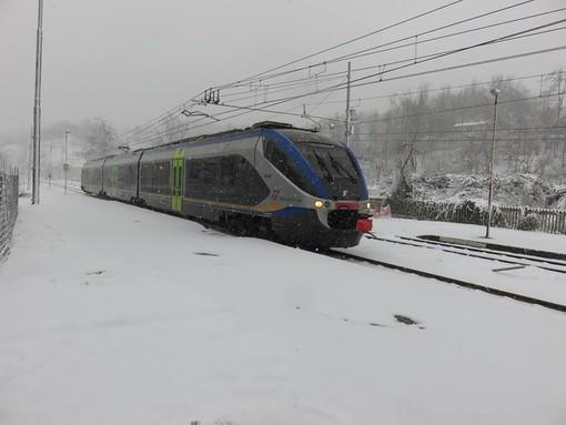 """RFI - Reti Ferroviarie Italiane presenta il """"Piano neve e gelo"""" per la Liguria"""