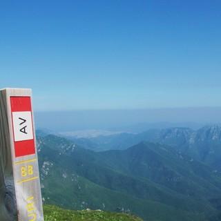 Valorizzazione dell'Alta via dei monti liguri: 1,3 milioni a disposizione per il progetto AV2020 (VIDEO e FOTO)