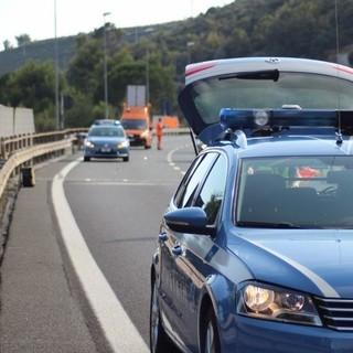 Incidente in autostrada tra i caselli di Celle e Varazze