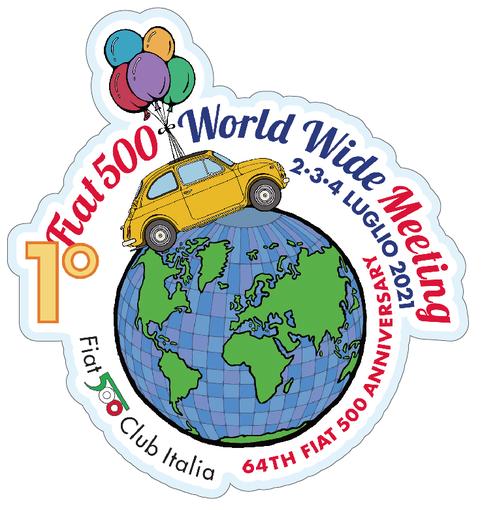 Inarrestabile Fiat 500: il raduno di Garlenda diventa il 1° World Wide Meeting diffuso e planetario