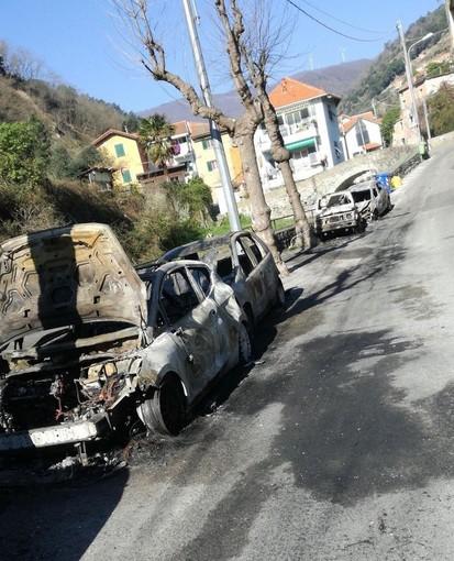 """Incendio auto a Ellera, il candidato Baccino critica l'amministrazione: """"La sicurezza è una priorità"""""""