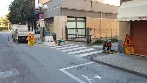 Albenga: al via il progetto di abbattimento delle barriere architettoniche in via Dalmazia