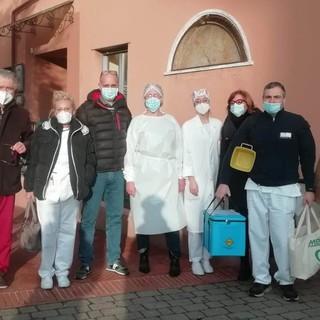 Covid, terminata in Asl 2 la prima fase di vaccinazione degli ospiti delle strutture per anziani e disabili