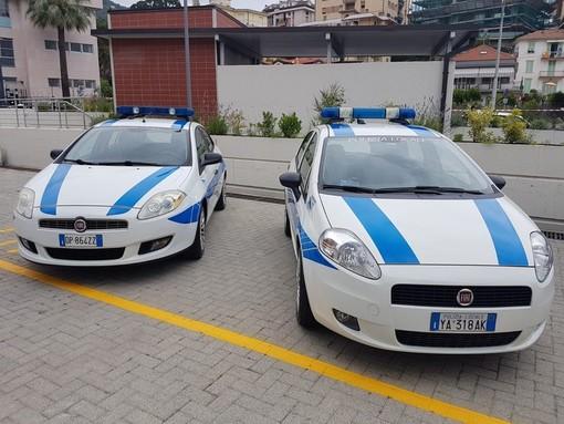 Alassio: dalla Polizia Municipale 5 verbali amministrativi e 4 Daspo Urbani
