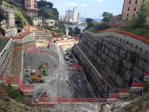 Un nuovo bando di gara la soluzione per riavviare il cantiere dell'Aurelia Bis: quasi 4 anni per concludere l'opera