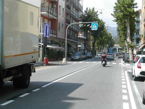 Riduzione dei mezzi pesanti sulla via Aurelia: oggi il vertice in Prefettura