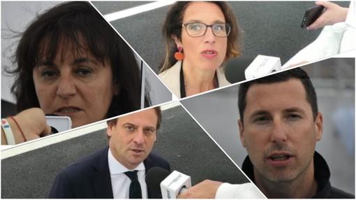 """Inaugurazione ponte San Giorgio, gli assessori regionali: """"Progetto importante che riunirà Genova e la Liguria"""" (VIDEO)"""
