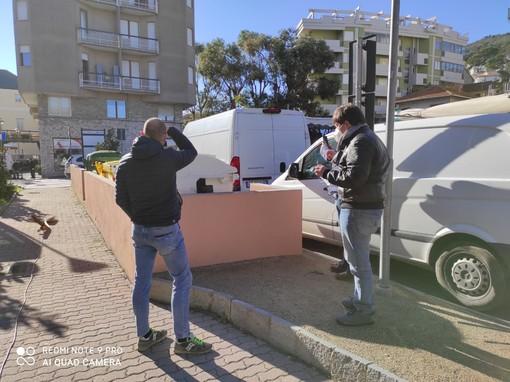 Andora: sopralluoghi sul territorio per avviare il nuovo servizio di gestione rifiuti