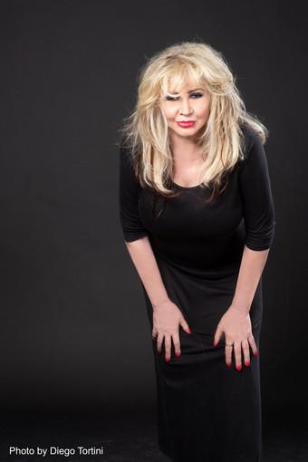 Aida Cooper dedica il nuovo album a Mia Martini: oggi l'intervista su Radio Onda Ligure 101