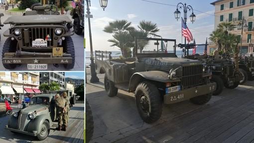 Raduno di mezzi militari ad Alassio: 9 e 10 ottobre piccoli e grandi pezzi di storia in mostra (FOTO)