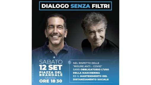 Savona, appuntamento sabato 12 settembre con il candidato del PD Arboscello e il comico Gioele Dix
