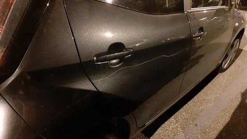 Savona, atti vandalici alle auto: l'amara sorpresa dopo la Notte Bianca (FOTO)