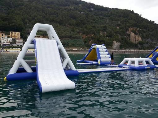 Inaugura sabato a Laigueglia il WOW Acquapark