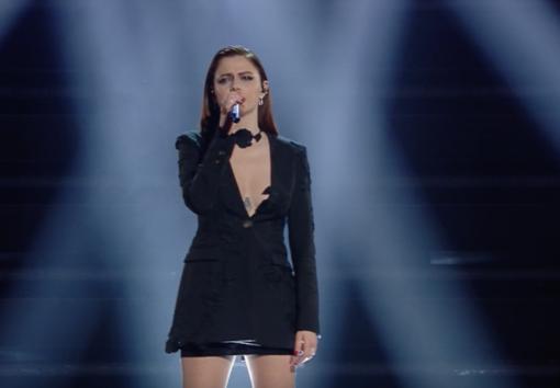 Festival di Sanremo, Annalisa lontana dal podio: settimo posto per la cantautrice di Carcare