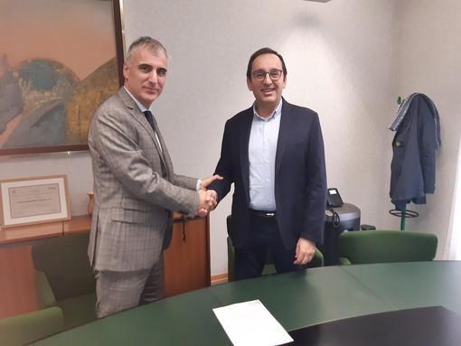 Rinnovato l'accordo tra Banca Carige e Unione Provinciale Albergatori Savona