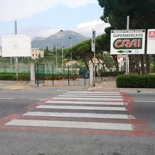 Loano, investimento pedonale lungo la via Aurelia: codice giallo al Santa Corona