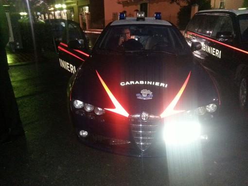 27enne straniero irregolare arrestato dai carabinieri durante un controllo ad Albenga