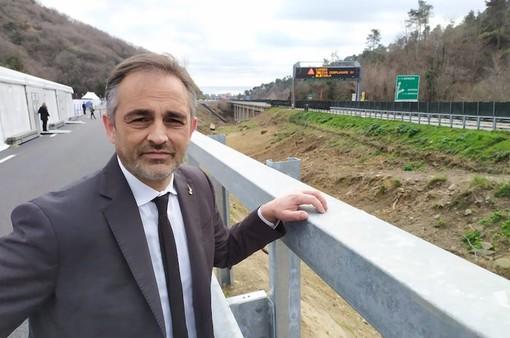 """Nuovo viadotto A6, Ardenti (Lega): """"Boccata d'ossigeno per cittadini e imprese della Val Bormida, ma Governo indietro su Funivie"""""""