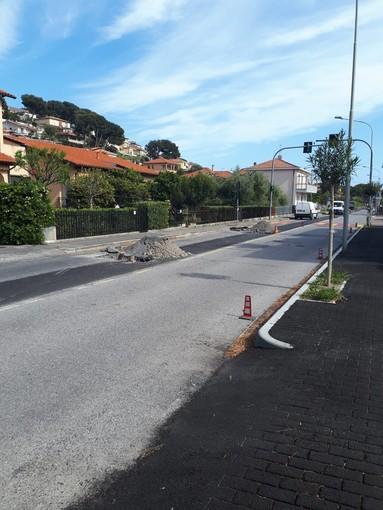 """Disagio per i residenti in via San Lazzaro ad Andora a causa della sospensione a """"singhiozzo"""" dell'erogazione dell'acqua"""