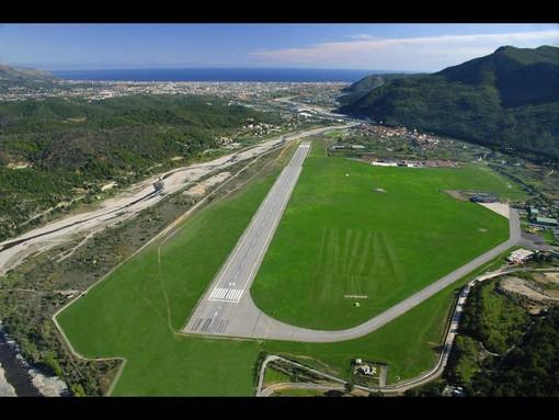 Avviata la procedura di privatizzazione dell'Aeroporto Clemente Panero di Villanova d'Albenga