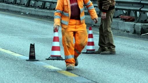 """Anas: in corso le operazioni di demolizione di un edificio prossimo alla """"via Aurelia"""" a Varazze"""
