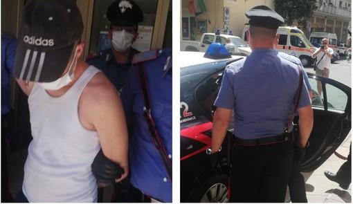 Andora, tentano di rubare in uno stabilimento balneare: in manette un 35enne di Torino. Complice in fuga