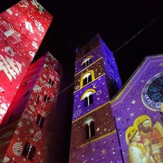 """""""Albenga s'illumina d'immenso"""": luci, proiezioni ed emozioni per il Natale"""