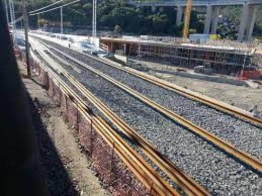 """Trasporti e infrastrutture, i sindacati: """"Serve cura del ferro contro emergenza isolamento in Liguria"""""""
