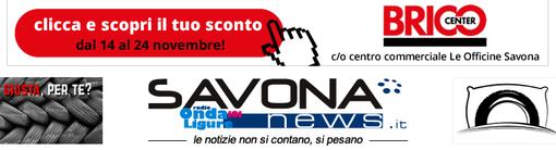 """A Natale ottieni lo sconto del 15% con Savona News al Bricocenter de """"Le Officine"""""""