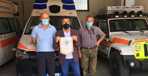 Sanità, il consigliere regionale Brunetto (Lega) fa vista a Bardineto, Calizzano e Massimino