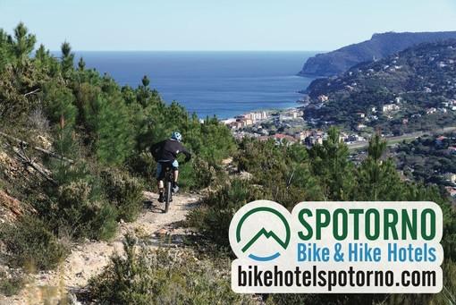 """Spotorno guarda al mondo sportivo """"Hike and bike"""""""
