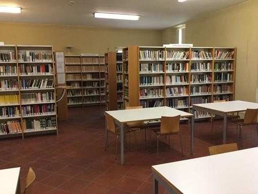 Albenga, nuovo orario per la biblioteca comunale