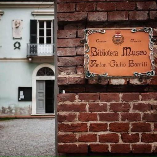 """Foto pagina Facebook """"Biblioteca Civica Centro Studi 'A.G. Barrili'"""""""