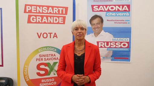 """Savona 2021, Branca: """"Con Russo sindaco per rilanciare il decentramento e dare voce ai quartieri della nostra città"""""""