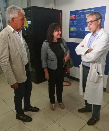 """Crollo Ponte, Viale: """"Garantiti trasporti sanitari bambini e adulti verso il Gaslini e il San Martino"""""""