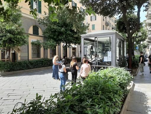 """La Fase 3 a Savona, grande afflusso per il mercato, riapertura """"a passo d'uomo"""" per le altre attività: """"Chiediamo che i cittadini rispettino le regole"""""""