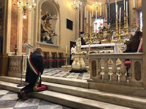 """Foto tratte dalla pagina Facebook """"Comune di Borghetto Santo Spirito"""""""